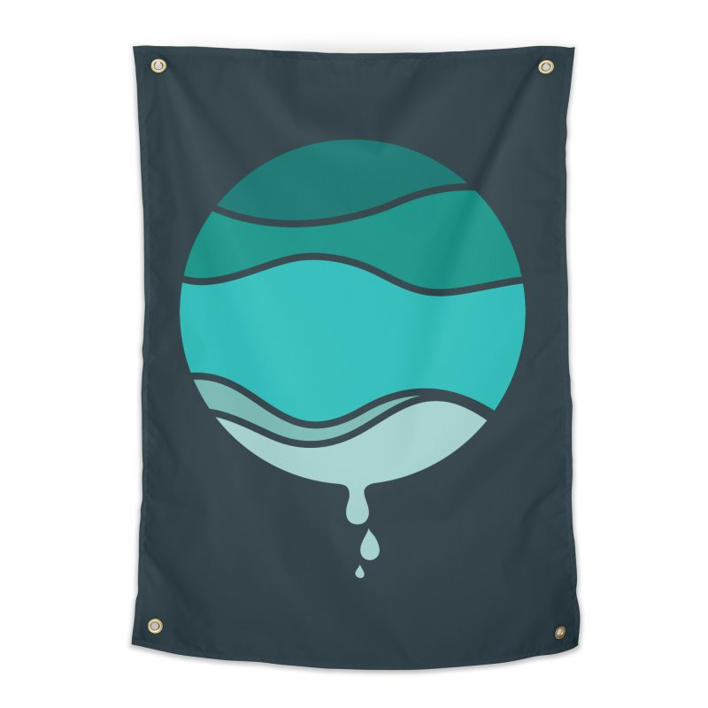 H2O Home Tapestry by YANMOS