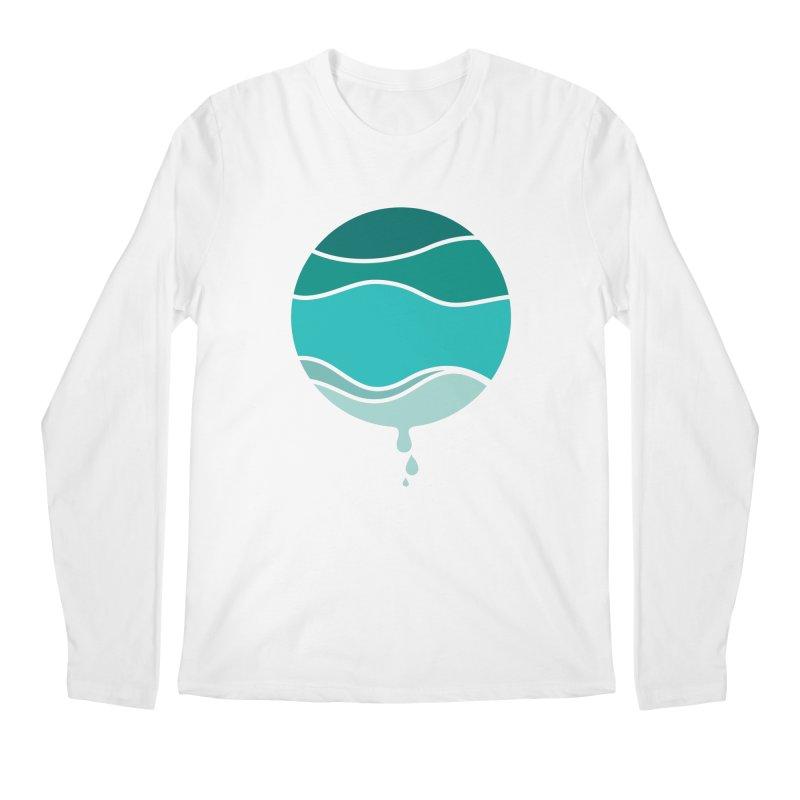H2O Men's Longsleeve T-Shirt by YANMOS