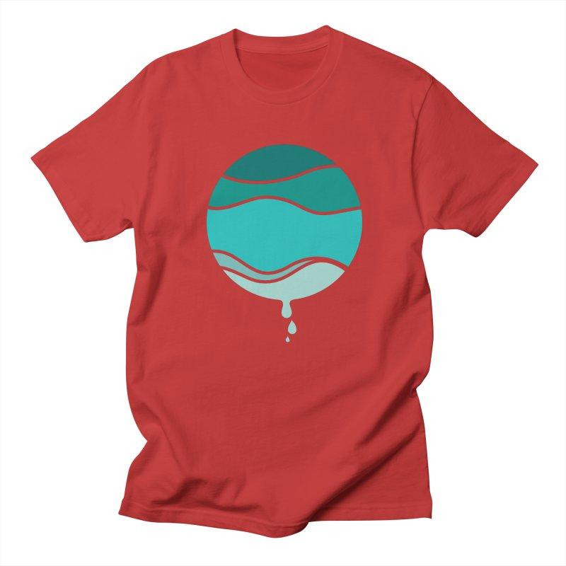 H2O Men's T-Shirt by YANMOS