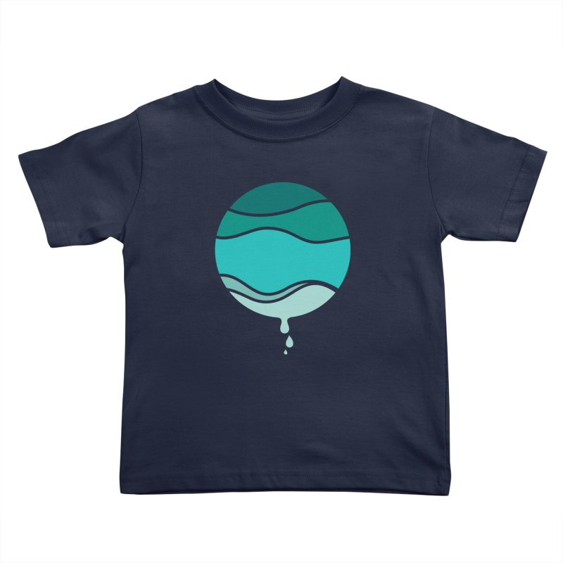 H2O Kids Toddler T-Shirt by YANMOS