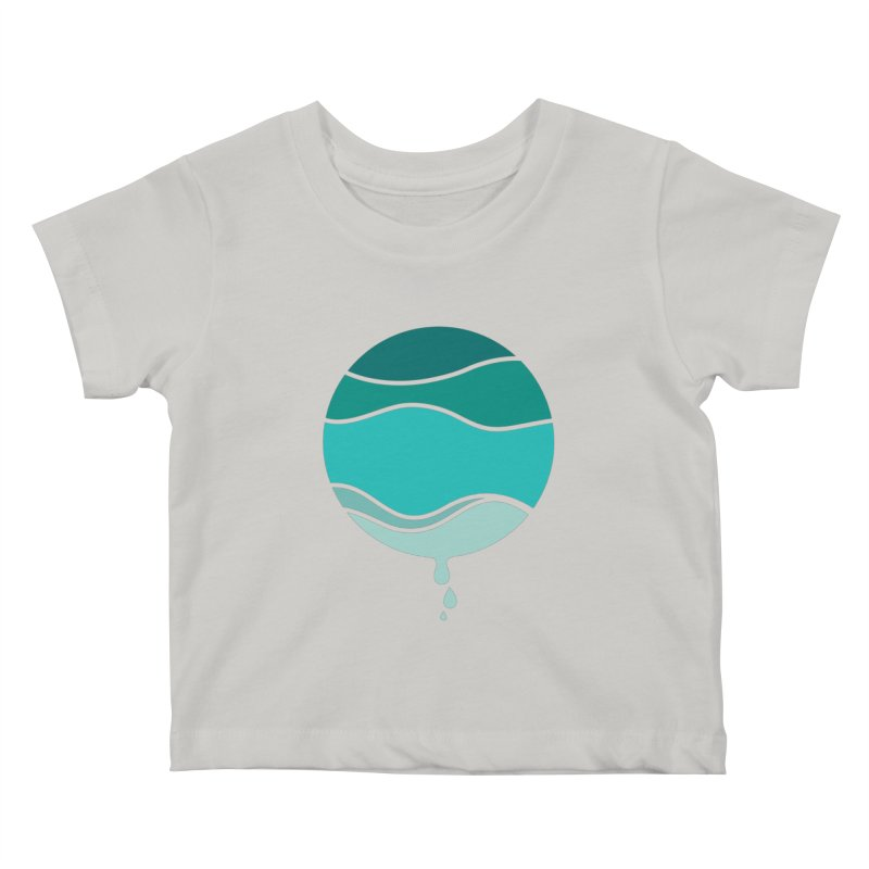H2O Kids Baby T-Shirt by YANMOS