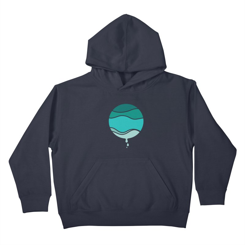 H2O Kids Pullover Hoody by YANMOS