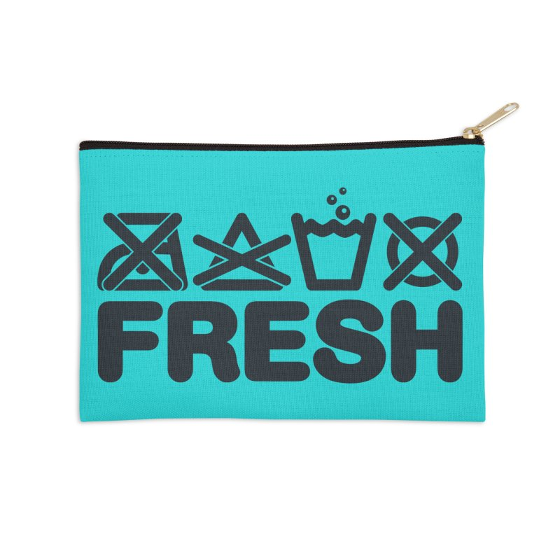 FRESH Accessories Zip Pouch by YANMOS