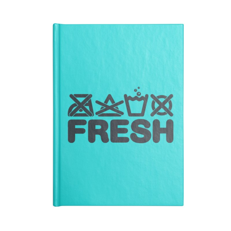 FRESH Accessories Notebook by YANMOS