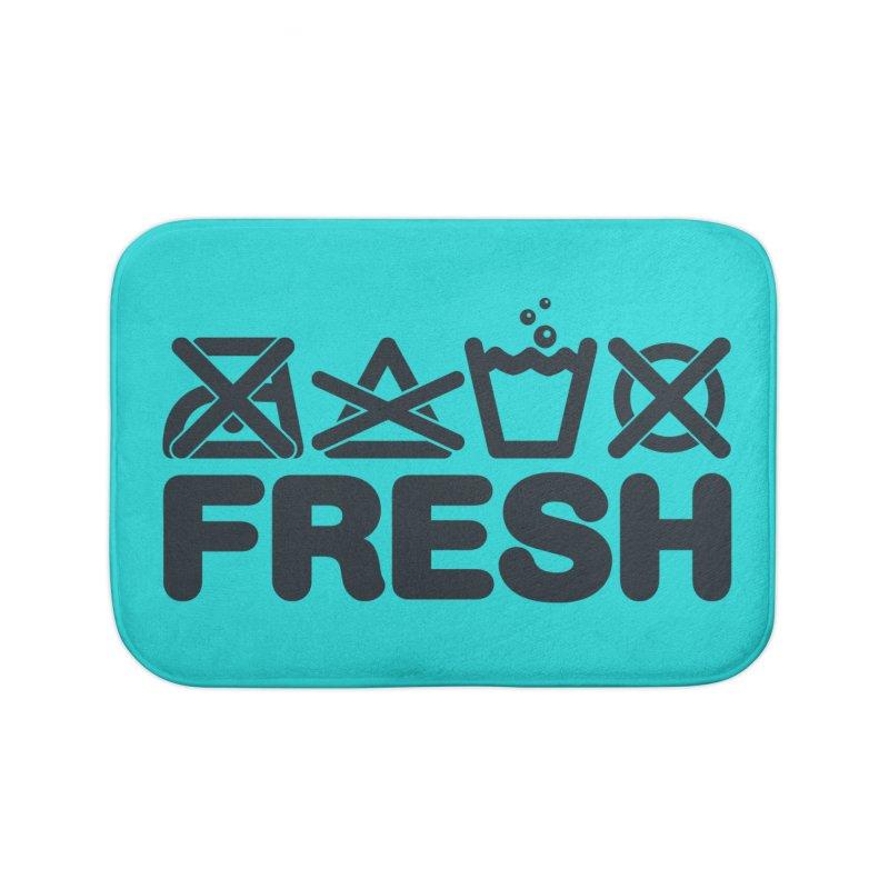 FRESH Home Bath Mat by YANMOS