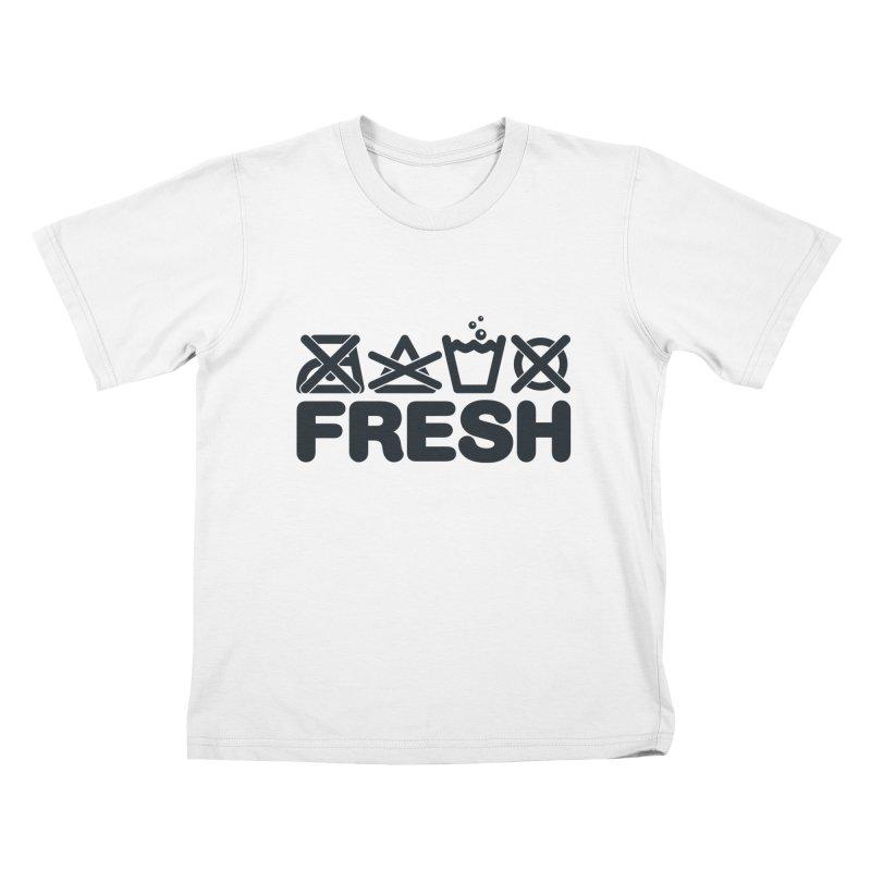 FRESH Kids T-Shirt by YANMOS