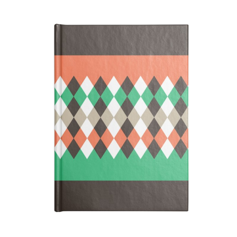 Countryside Pattern #1 Accessories Notebook by YANMOS