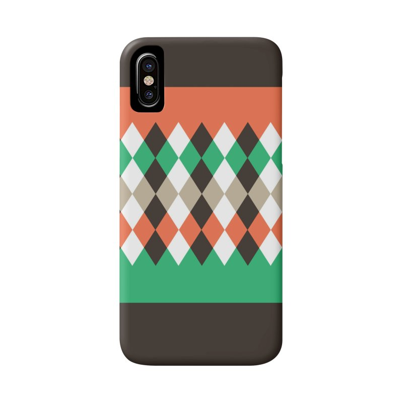 Countryside Pattern #1 Accessories Phone Case by YANMOS