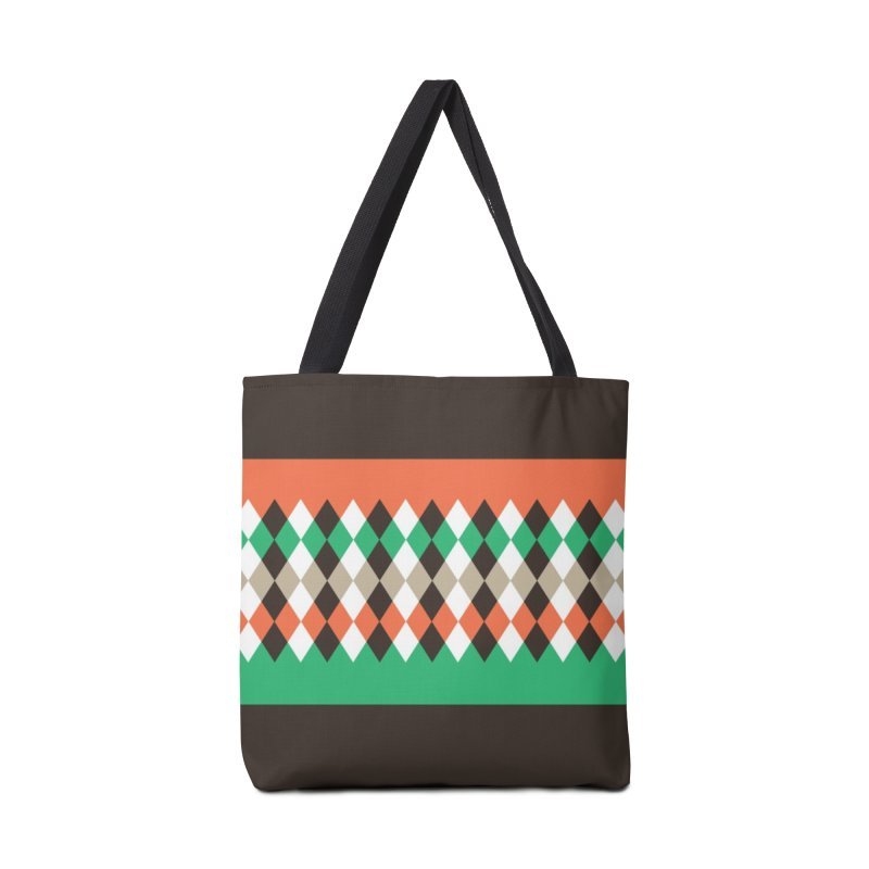 Countryside Pattern #1 Accessories Tote Bag Bag by YANMOS