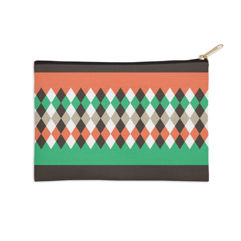 Countryside Pattern #1 in Zip Pouch by YANMOS