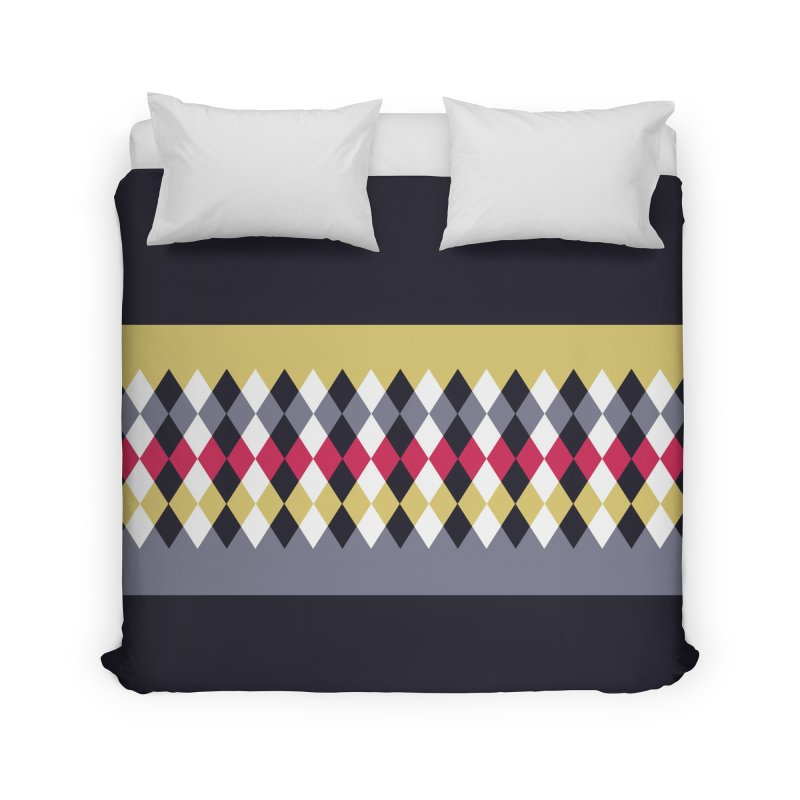 Countryside Pattern #2 in Duvet by YANMOS
