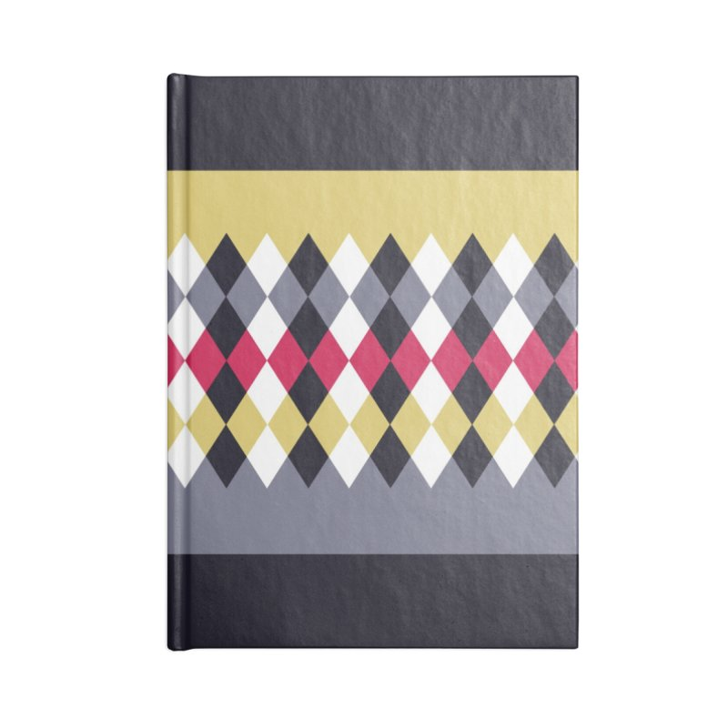 Countryside Pattern #2 Accessories Notebook by YANMOS