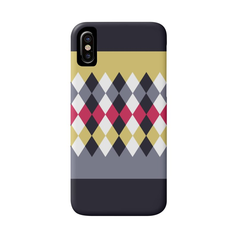 Countryside Pattern #2 in iPhone X / XS Phone Case Slim by YANMOS