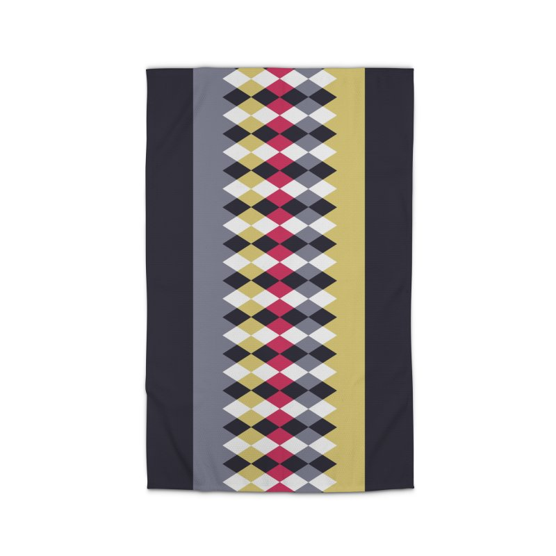 Countryside Pattern #2 Home Rug by YANMOS