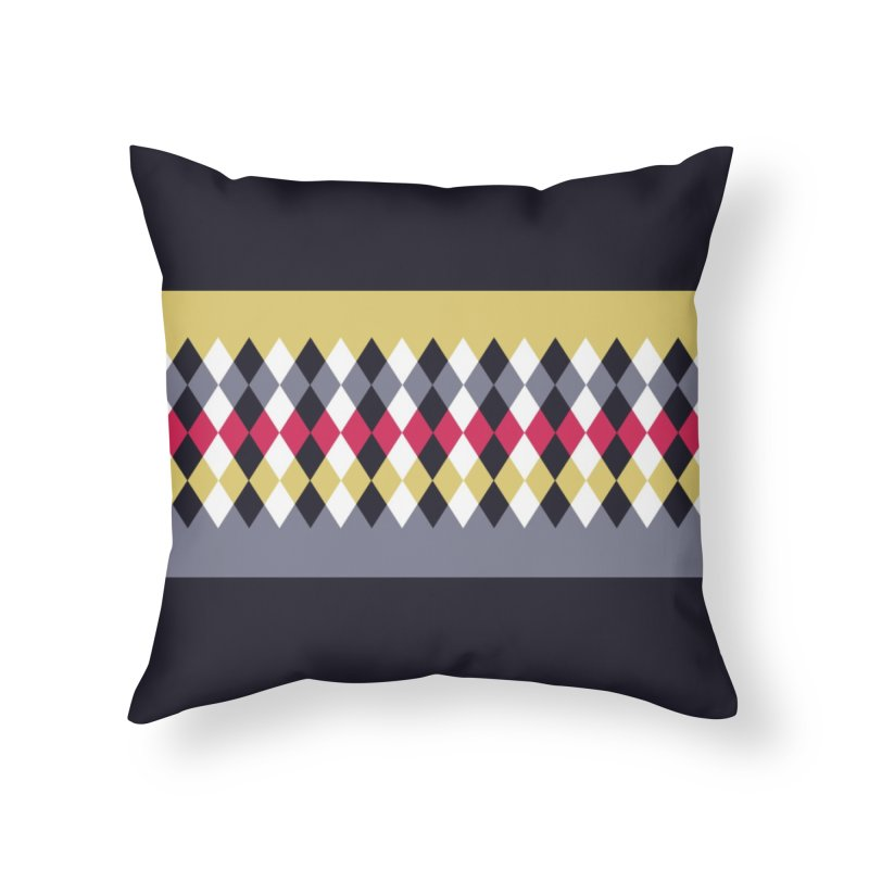 Countryside Pattern #2 Home Throw Pillow by YANMOS