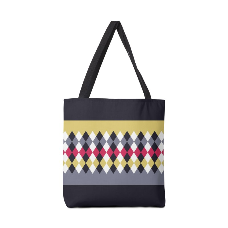 Countryside Pattern #2 Accessories Tote Bag Bag by YANMOS