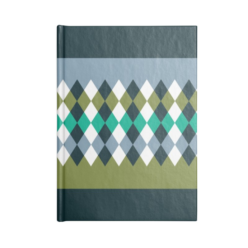 Countryside Pattern #3 Accessories Notebook by YANMOS
