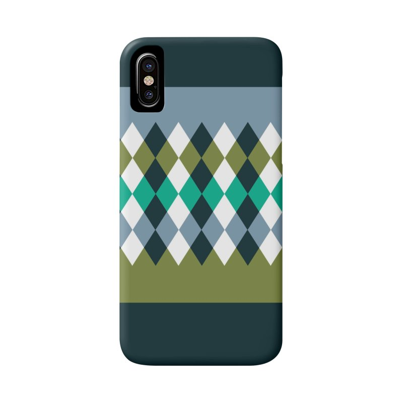 Countryside Pattern #3 Accessories Phone Case by YANMOS
