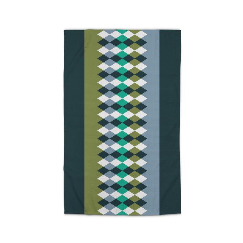 Countryside Pattern #3 Home Rug by YANMOS