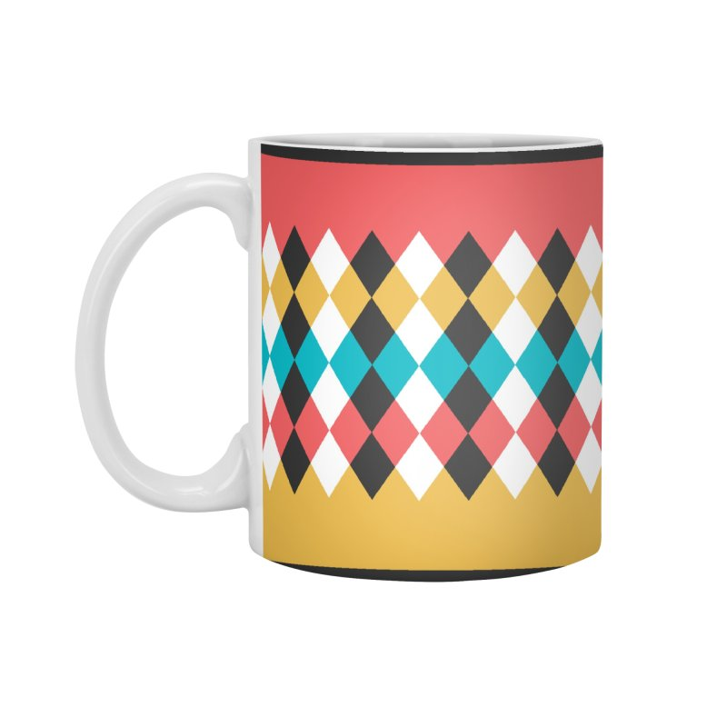 Countryside Pattern #4 Accessories Standard Mug by YANMOS