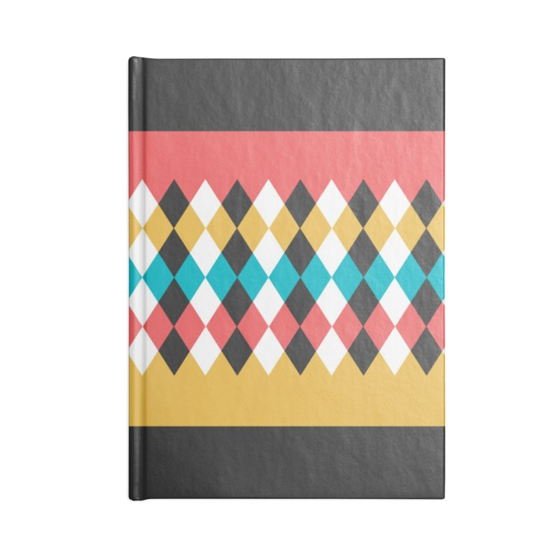 Countryside Pattern #4 Accessories Notebook by YANMOS