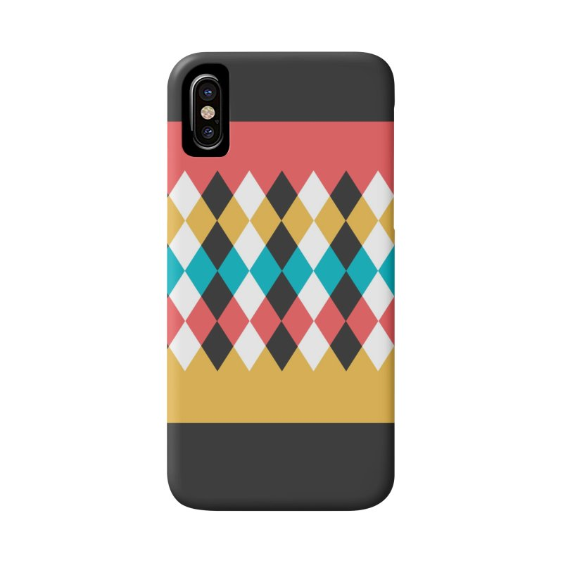 Countryside Pattern #4 Accessories Phone Case by YANMOS