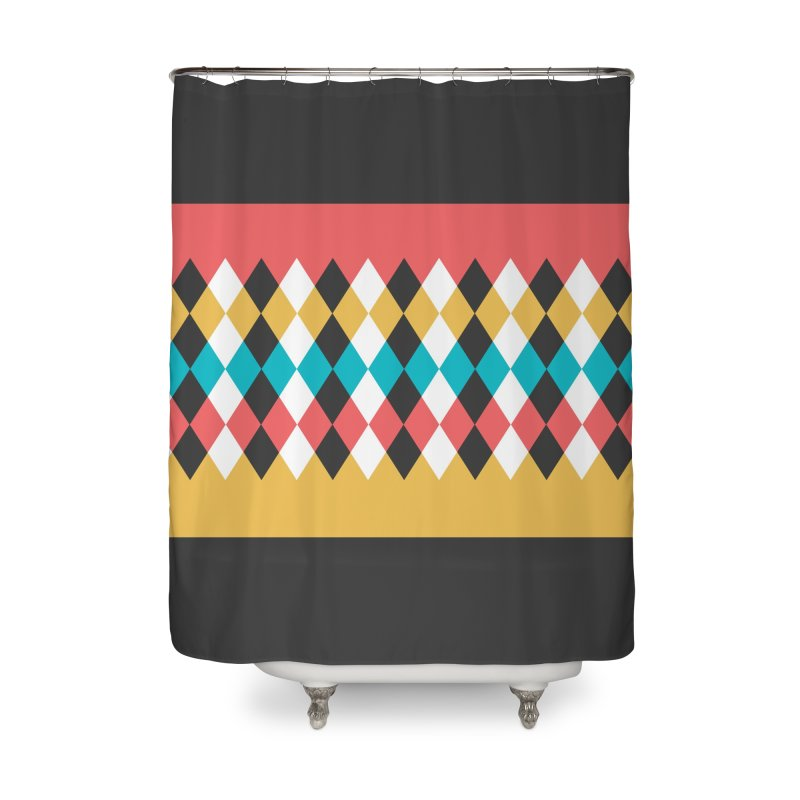 Countryside Pattern #4 Home Shower Curtain by YANMOS