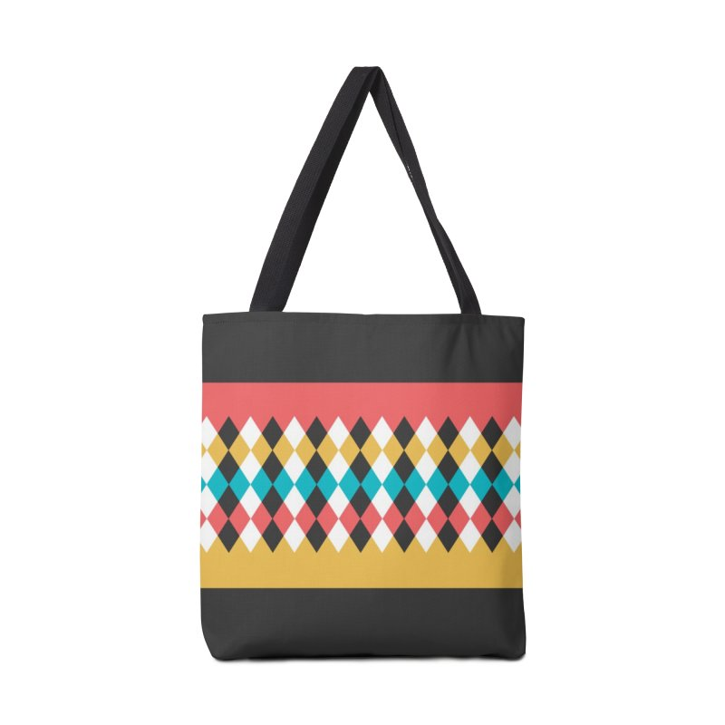 Countryside Pattern #4 in Tote Bag by YANMOS