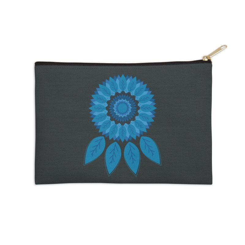 Dreamcatcher Accessories Zip Pouch by YANMOS