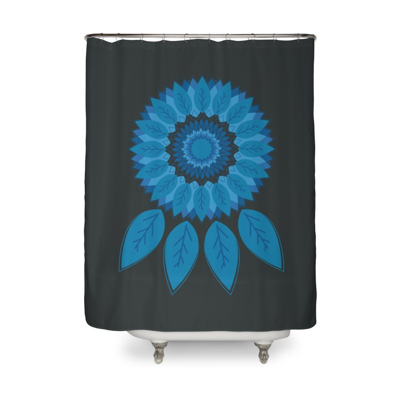 Dreamcatcher Home Shower Curtain by YANMOS
