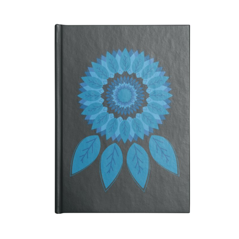 Dreamcatcher Accessories Blank Journal Notebook by YANMOS