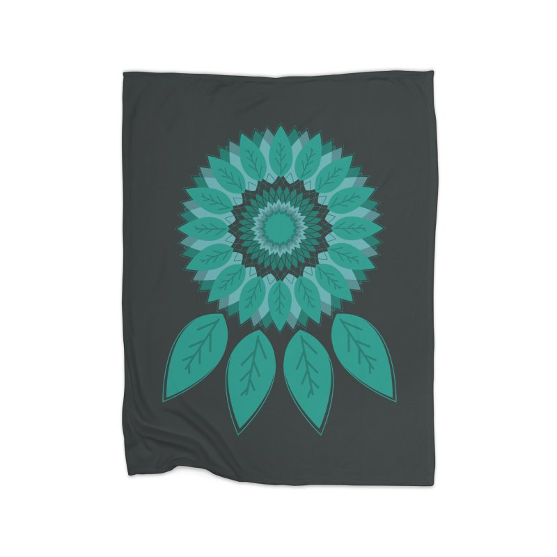 Dreamcatcher Home Blanket by YANMOS