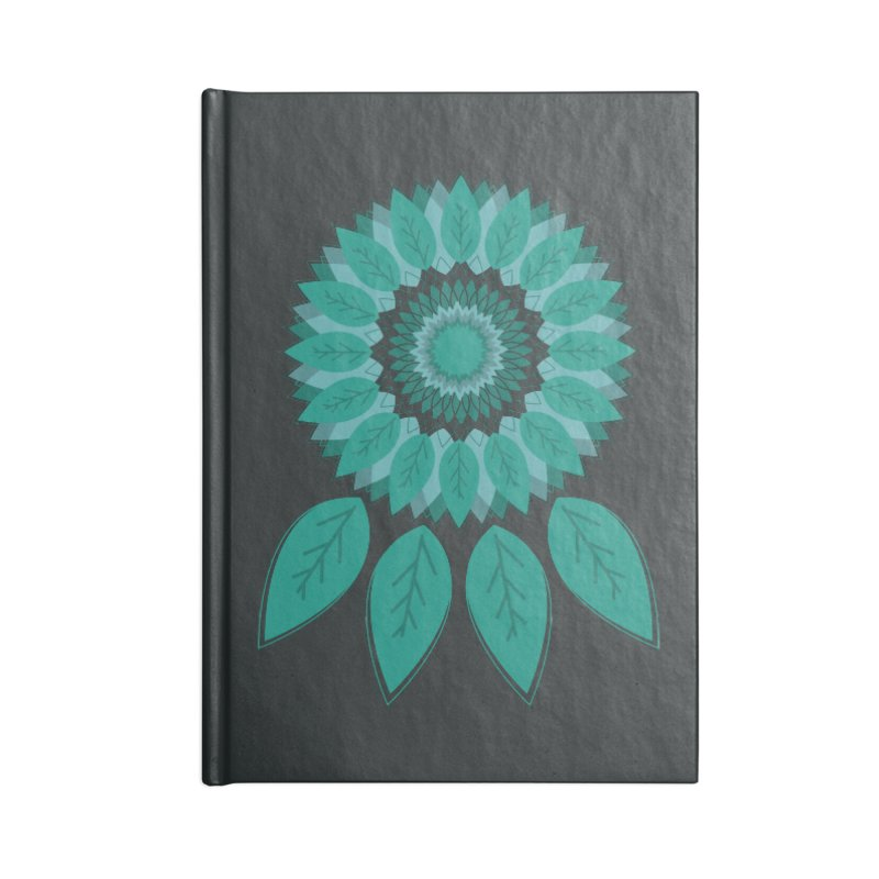 Dreamcatcher Accessories Notebook by YANMOS