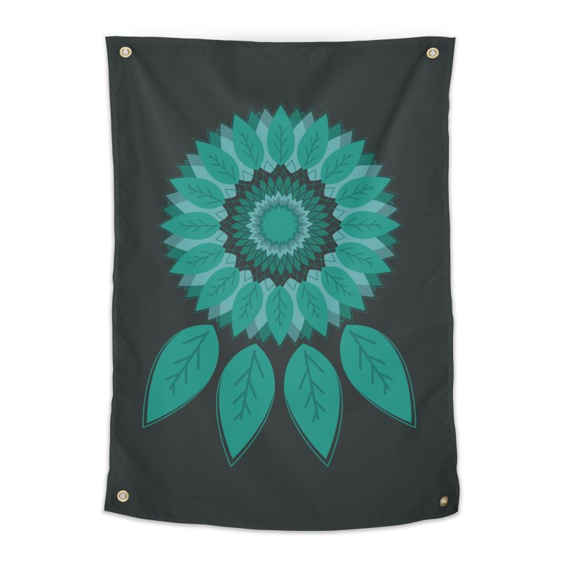 Dreamcatcher Home Tapestry by YANMOS