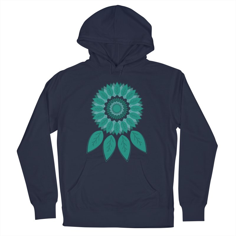 Dreamcatcher Men's French Terry Pullover Hoody by YANMOS