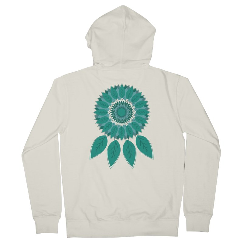 Dreamcatcher Women's French Terry Zip-Up Hoody by YANMOS