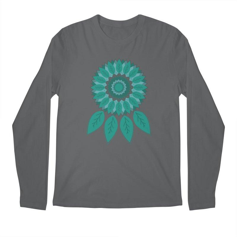 Dreamcatcher Men's Regular Longsleeve T-Shirt by YANMOS