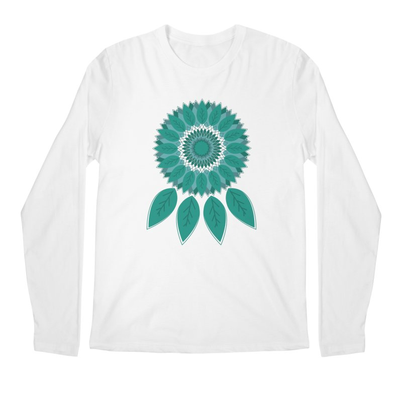 Dreamcatcher Men's Regular Longsleeve T-Shirt by YANMOS