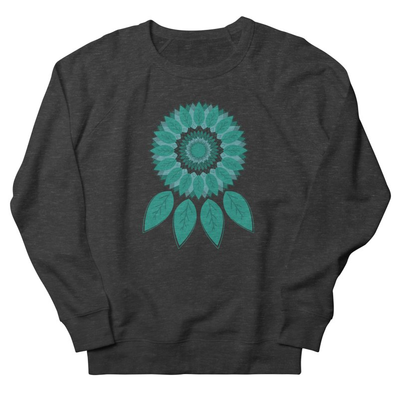 Dreamcatcher Women's French Terry Sweatshirt by YANMOS