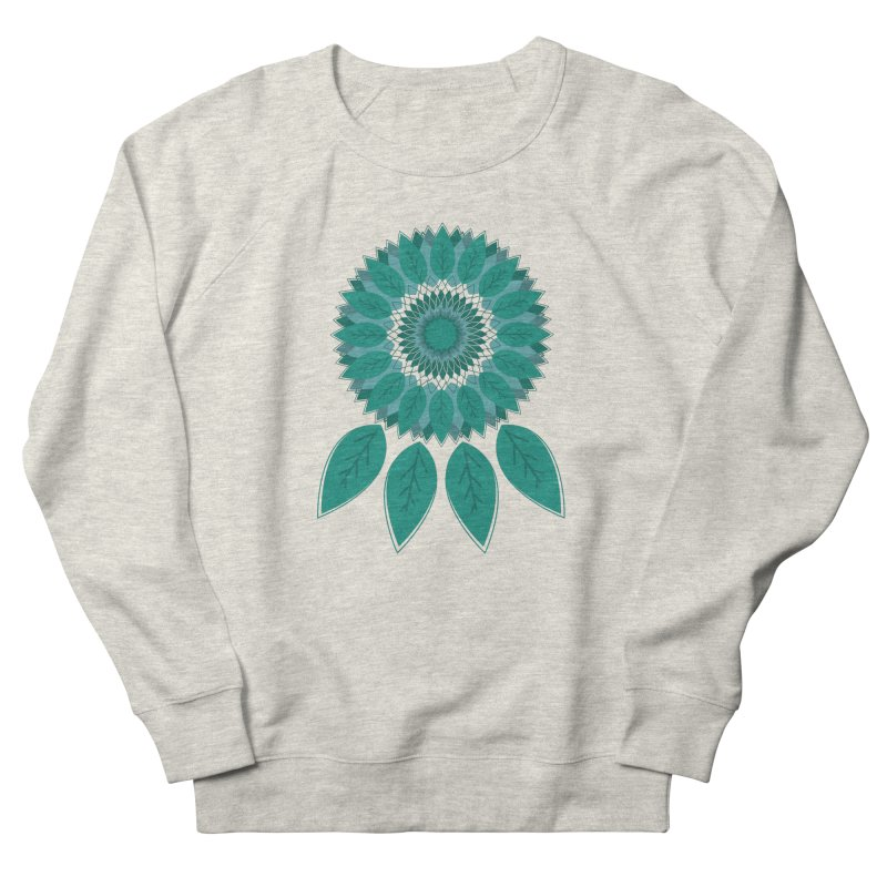 Dreamcatcher Men's French Terry Sweatshirt by YANMOS