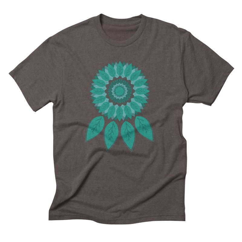 Dreamcatcher Men's Triblend T-Shirt by YANMOS