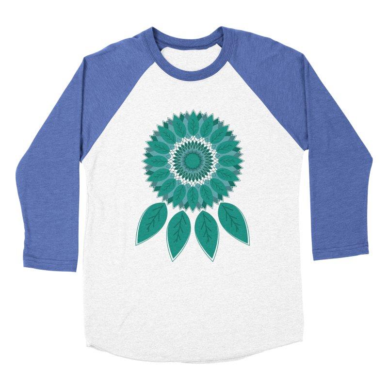 Dreamcatcher Women's Baseball Triblend Longsleeve T-Shirt by YANMOS