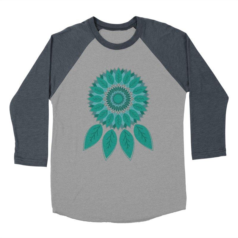 Dreamcatcher Women's Baseball Triblend T-Shirt by YANMOS