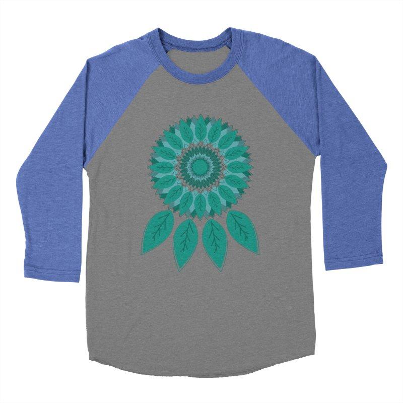Dreamcatcher Men's Baseball Triblend T-Shirt by YANMOS