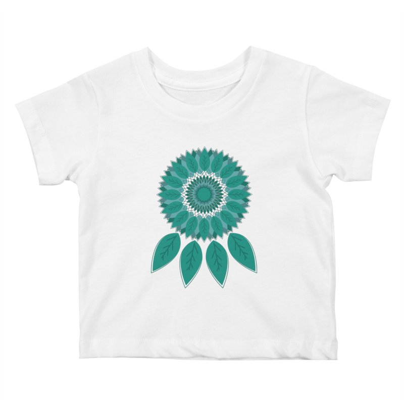 Dreamcatcher Kids Baby T-Shirt by YANMOS