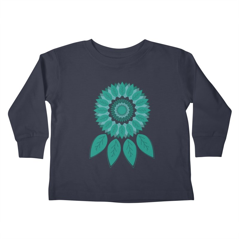 Dreamcatcher Kids Toddler Longsleeve T-Shirt by YANMOS