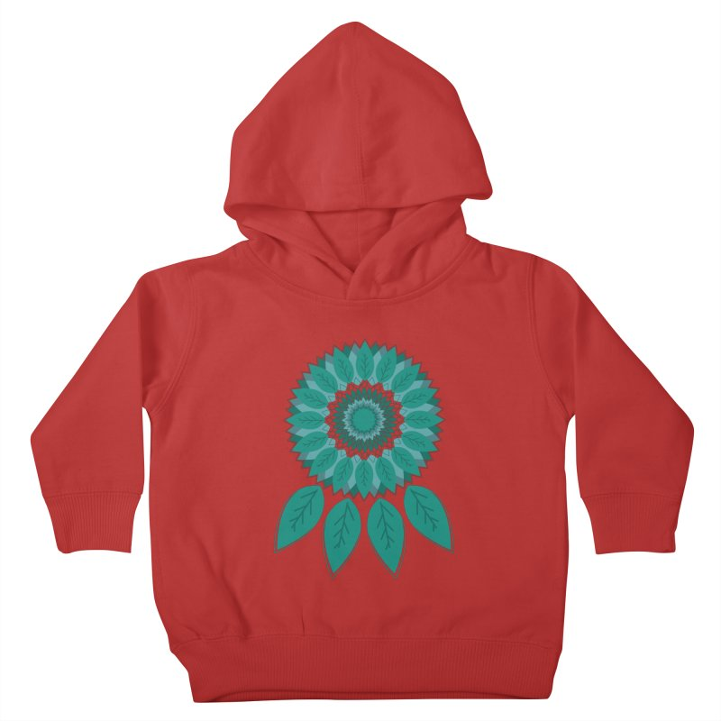 Dreamcatcher Kids Toddler Pullover Hoody by YANMOS