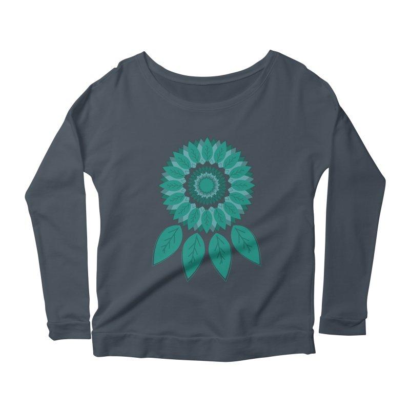 Dreamcatcher Women's Scoop Neck Longsleeve T-Shirt by YANMOS