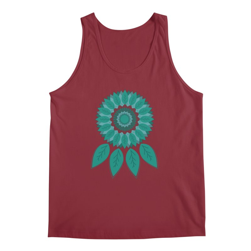 Dreamcatcher Men's Regular Tank by YANMOS