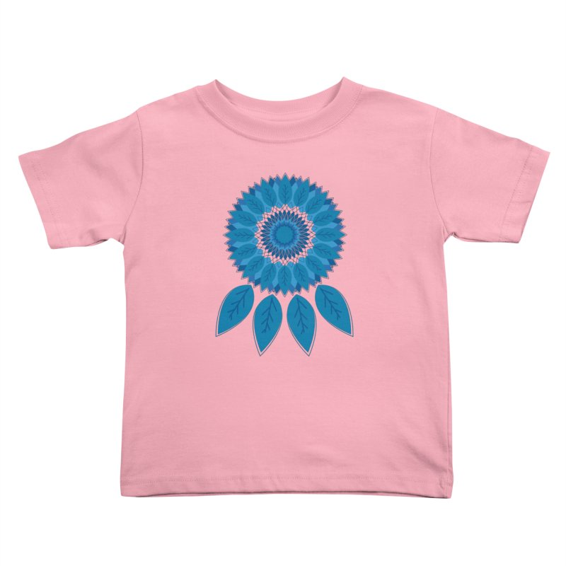Dreamcatcher Kids Toddler T-Shirt by YANMOS